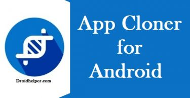 App Cloner for android download