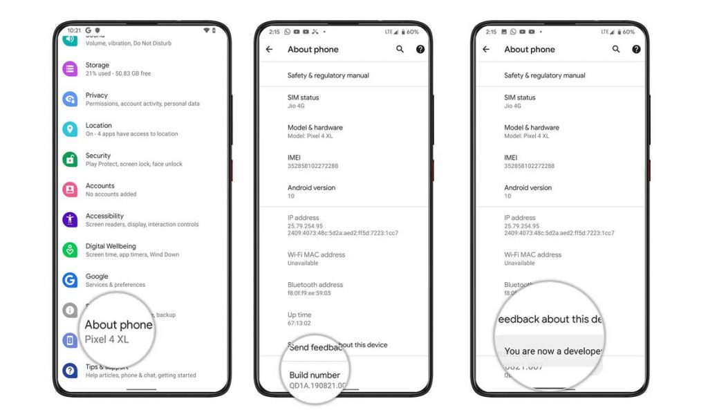Turn Off All Sensors on Android Smartphone on all android versions