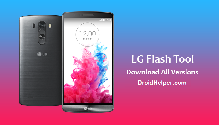 LG Flash Tool Download
