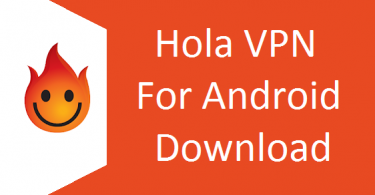 Hola VPN for Android