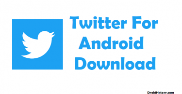 Twitter for android download