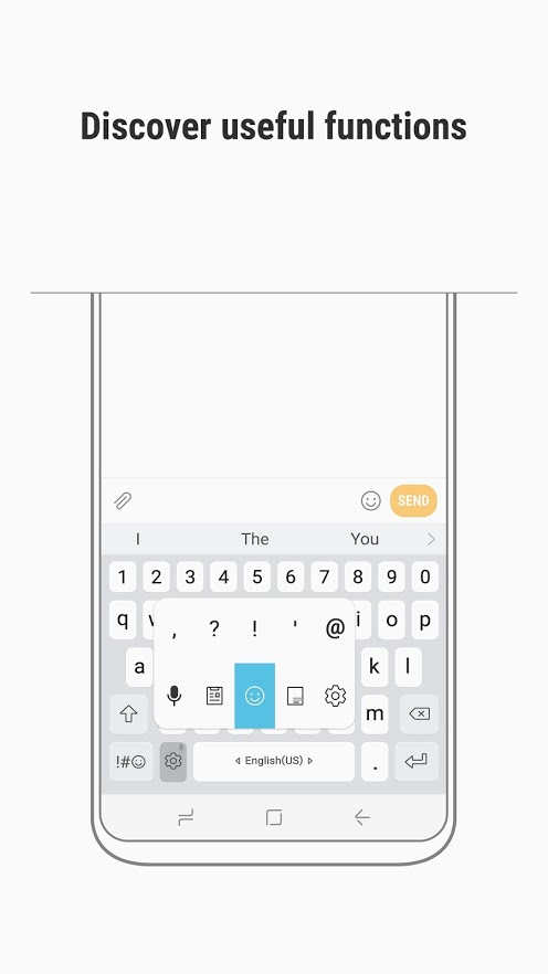 Samsung Keyboard apk download